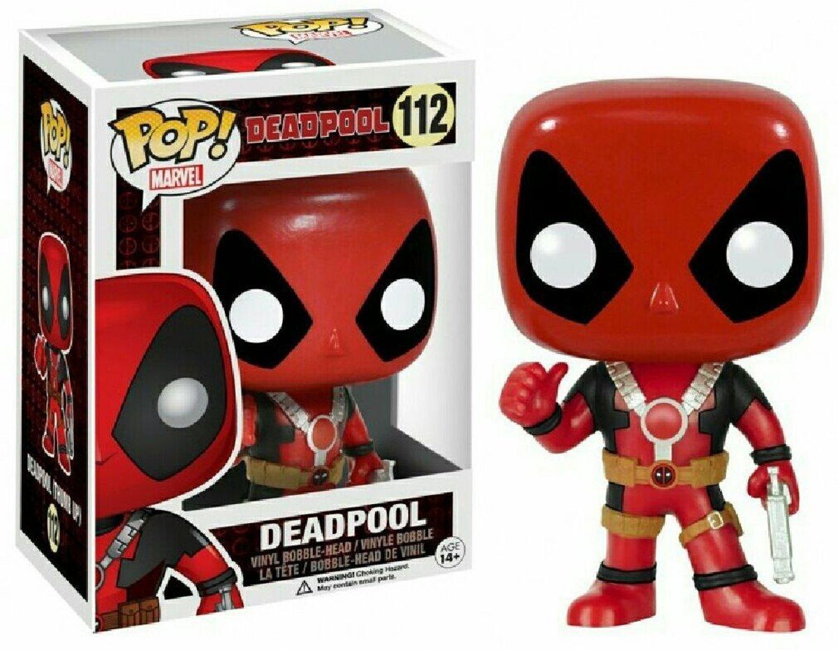 Deadpool (Thumb Up) #112  - Deadpool - Funko POP! kopen