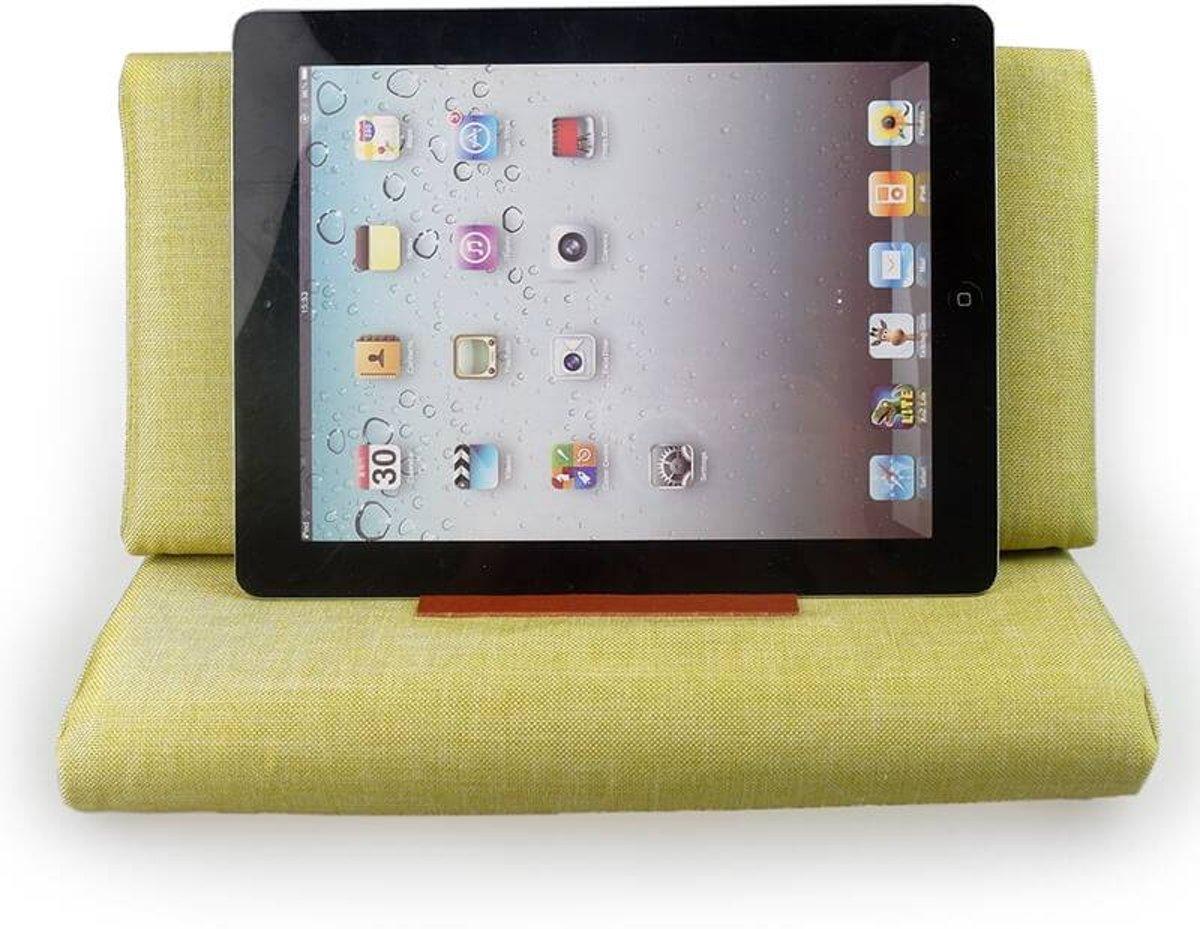 iPad kussen groen kopen