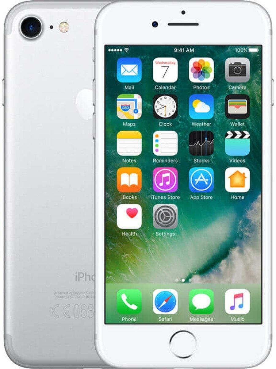 Forza Refurbished Apple iPhone 7 - 32GB - Licht gebruikt (B Grade) - Zilver kopen