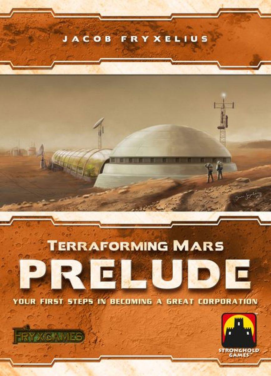 Terraforming Prelude (Engelstalig