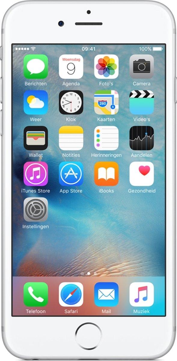 Apple iPhone 6s - 64GB - Zilver kopen