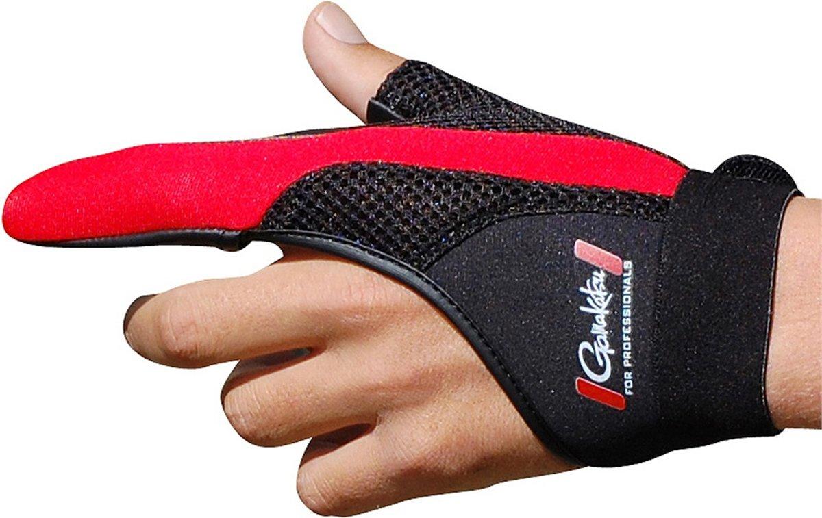 Gamakatsu Casting-Protector Right   Handschoenen   Maat L
