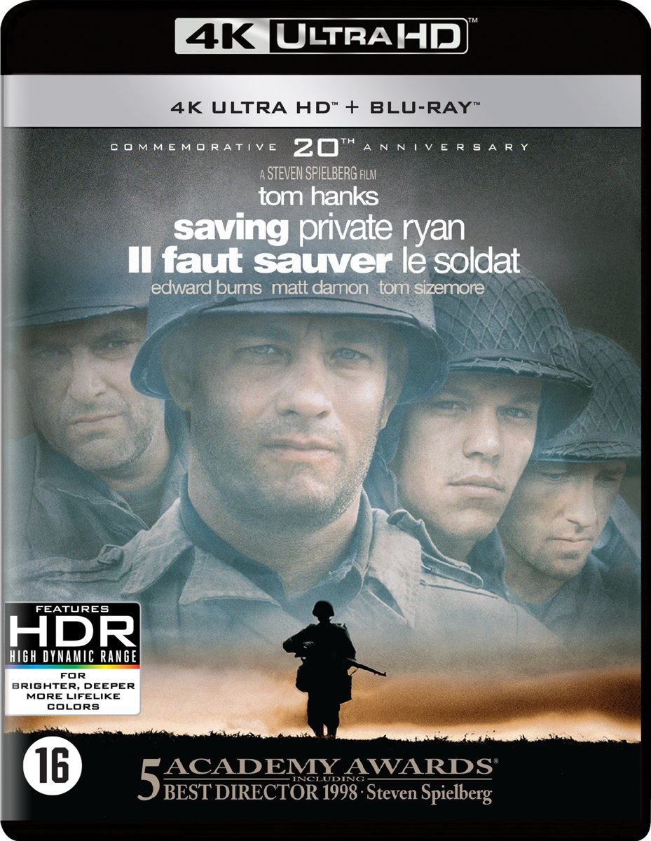 Saving Private Ryan (4K Ultra HD Blu-ray)-
