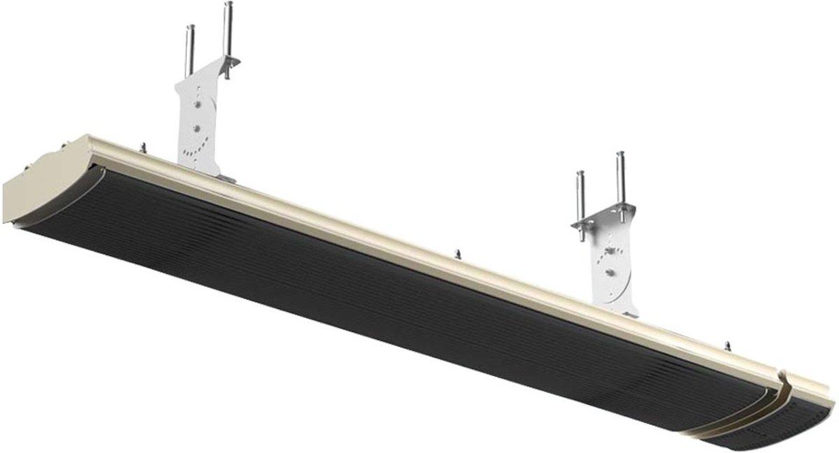 Quality Heating Infrarood terrasverwarmer black heater met 1800Watt NR18-13A