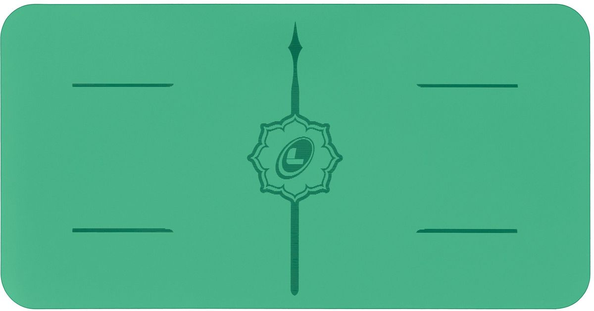 Liforme Yoga Pad - Groen kopen