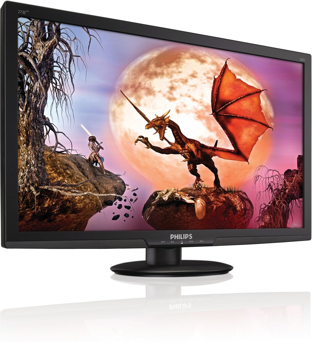 Philips 273E3LHSB - Monitor