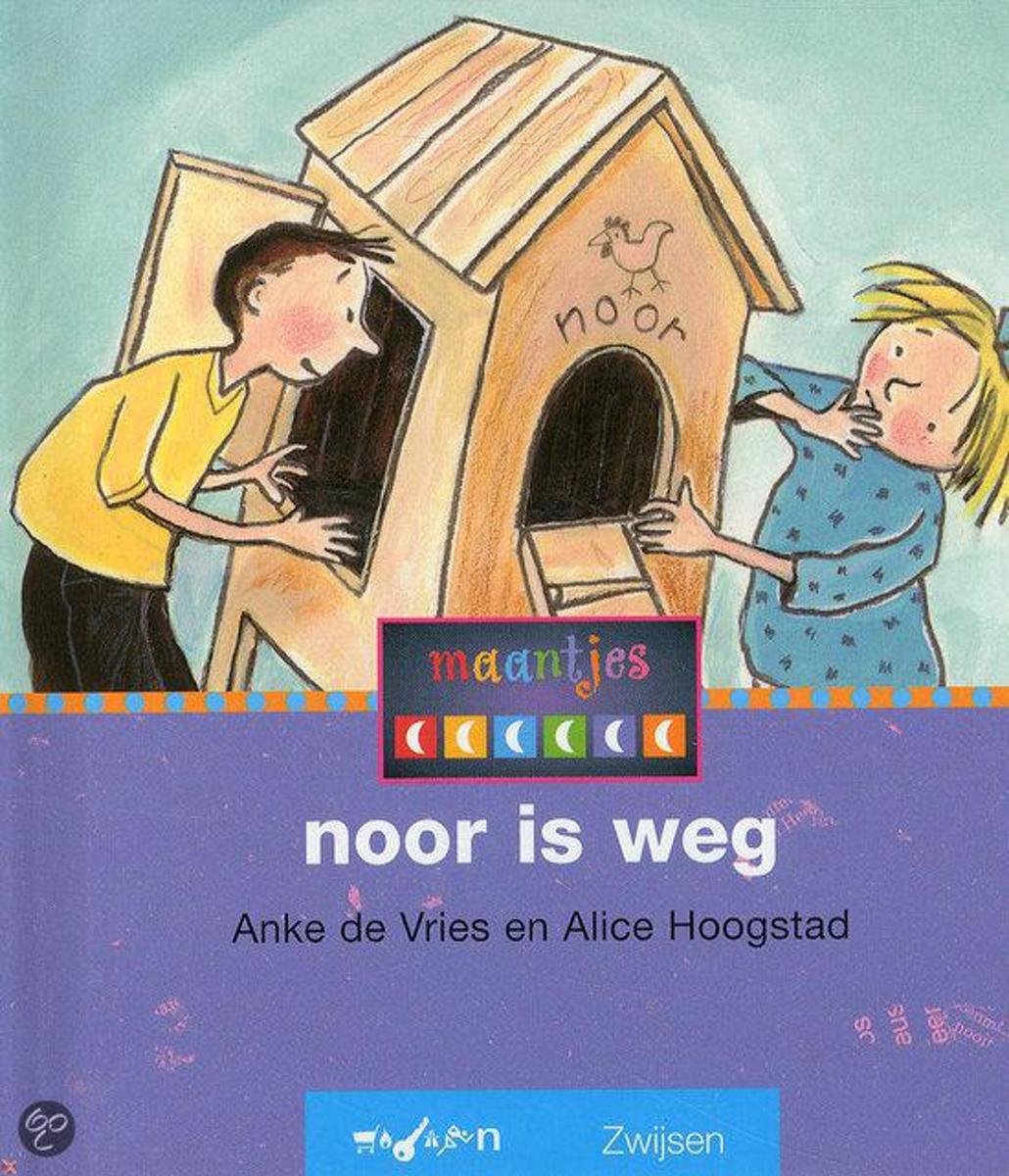 Anke de Vries - NOOR IS WEG