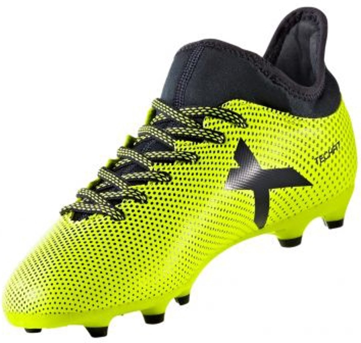 Adidas - X17.3 Soccer Fg - Unisexe - Football - Jaune - 45 1/3 NrEZrY