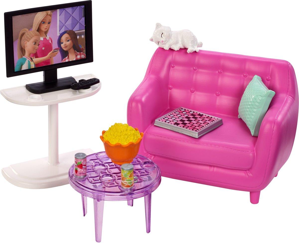 Barbie Filmavond - Barbie Meubels & Accessoires