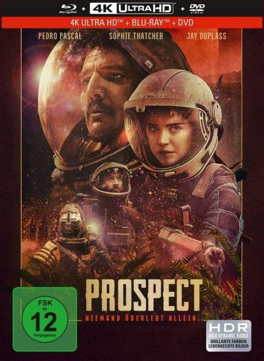 Prospect - 3-Disc Limited Collector's Edition//BR/DVD-