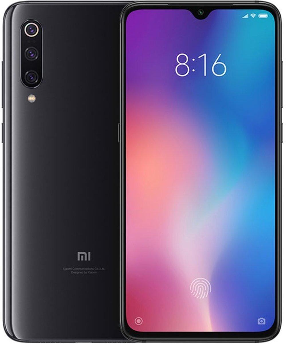Xiaomi Mi 9 6,39 inch Android 9.0 Octa Core 3300mAh 6GB/64GB Zwart kopen