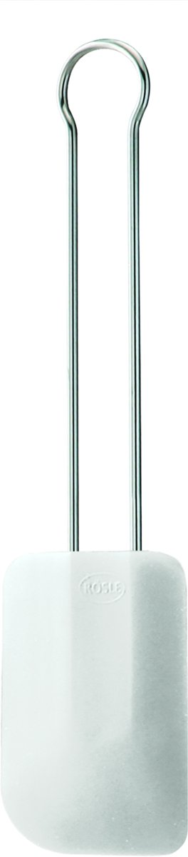 Rösle Deegschraper - Rvs /Siliconen - 32 cm kopen