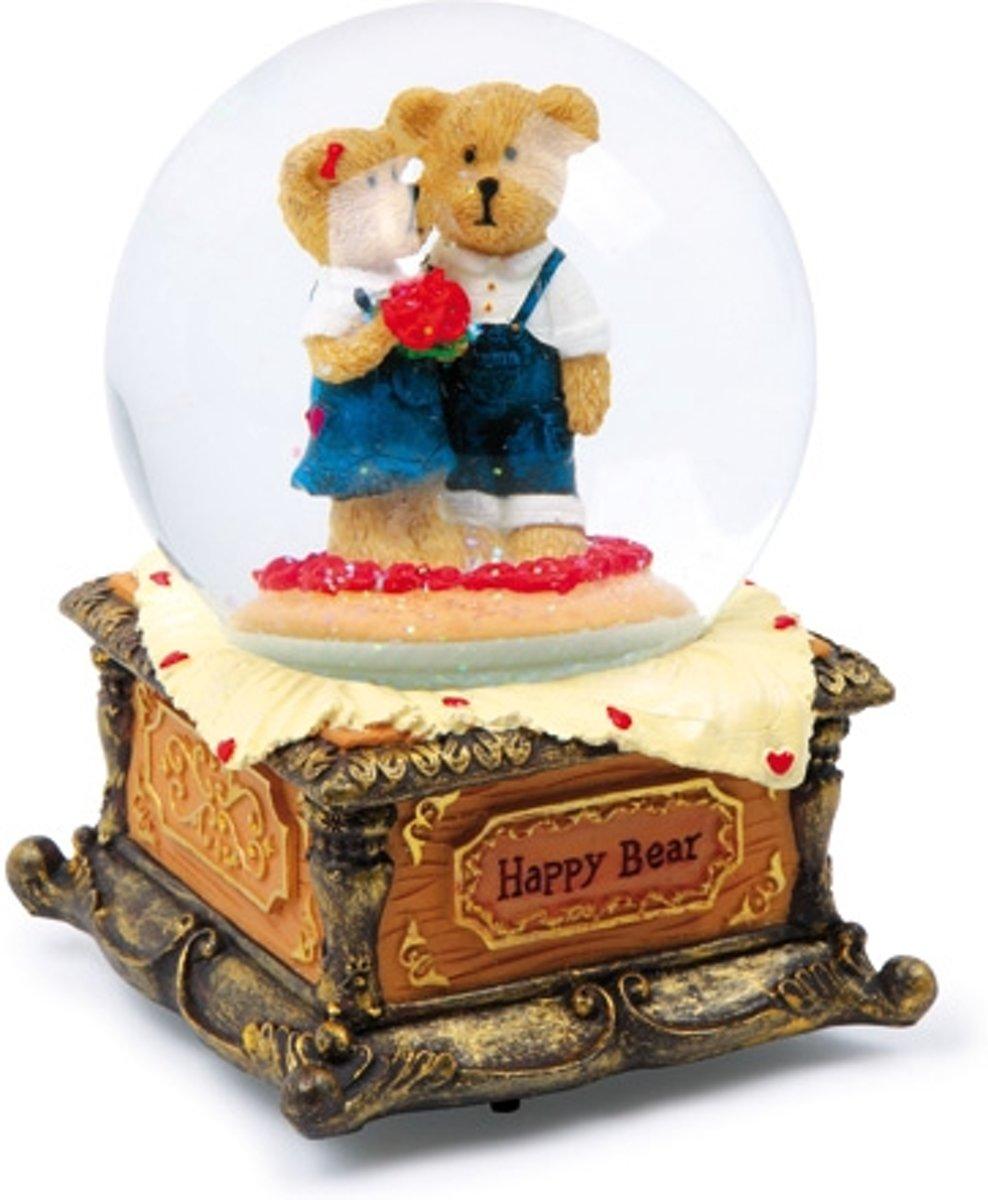 """sneeuwbol """"Happy Bear kopen"""