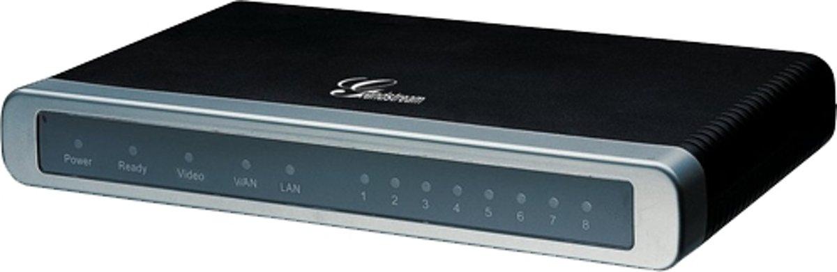GRANDSTREAM GXW4008 IP-Converter 8 poorten IP -- analoog converter (ATA) kopen