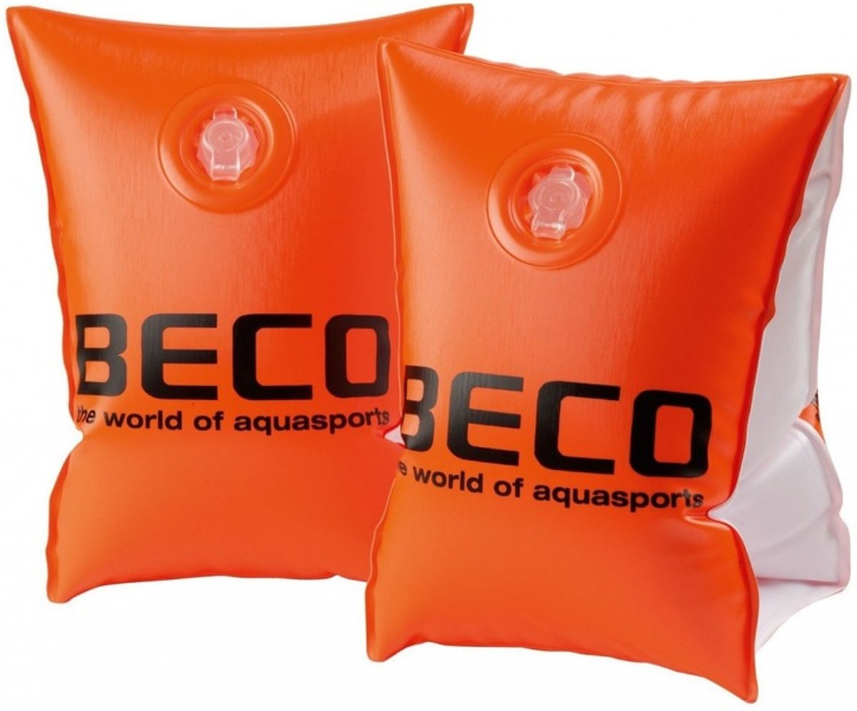 Beco zwembandjes / zwemvleugels oranje - maat 0 - 15-30 kg