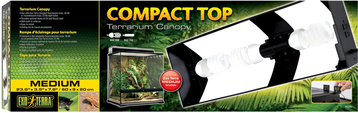 Compact Top - 60 x 9 x 20 cm - L