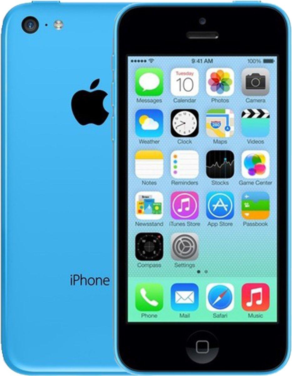 Apple iPhone 5c 16GB - Blauw kopen