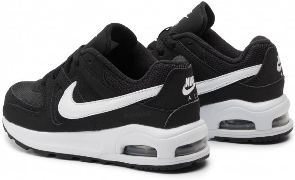 | Nike Air Max Command Flex sneakers jongens zwartwit