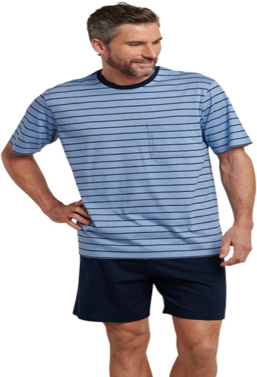 7447af0a14a bol.com | Schiesser - Heren Pyjama Kort - XXL