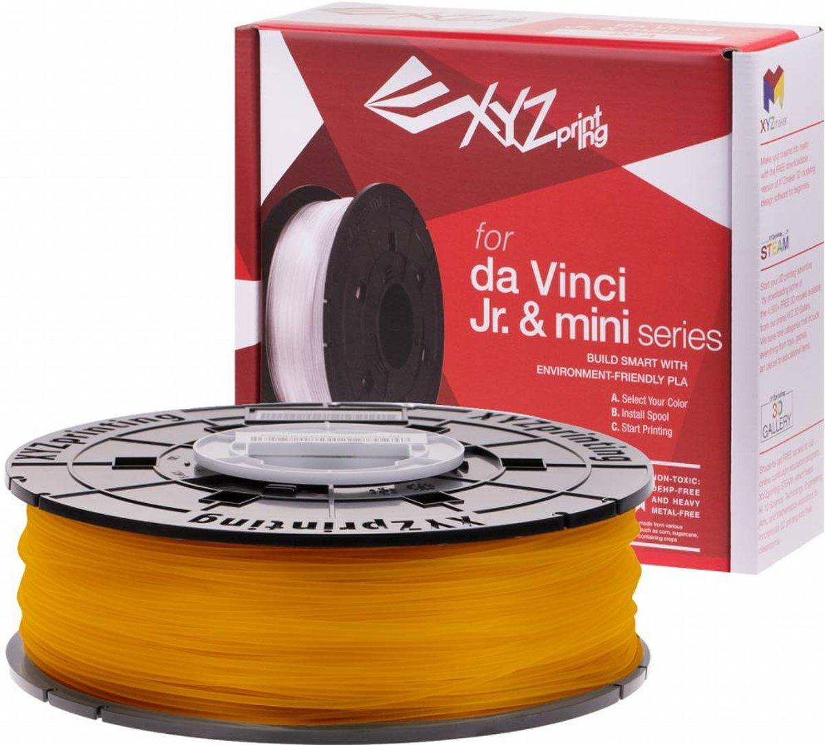 XYZprinting da Vinci Junior PLA Gold 600gr
