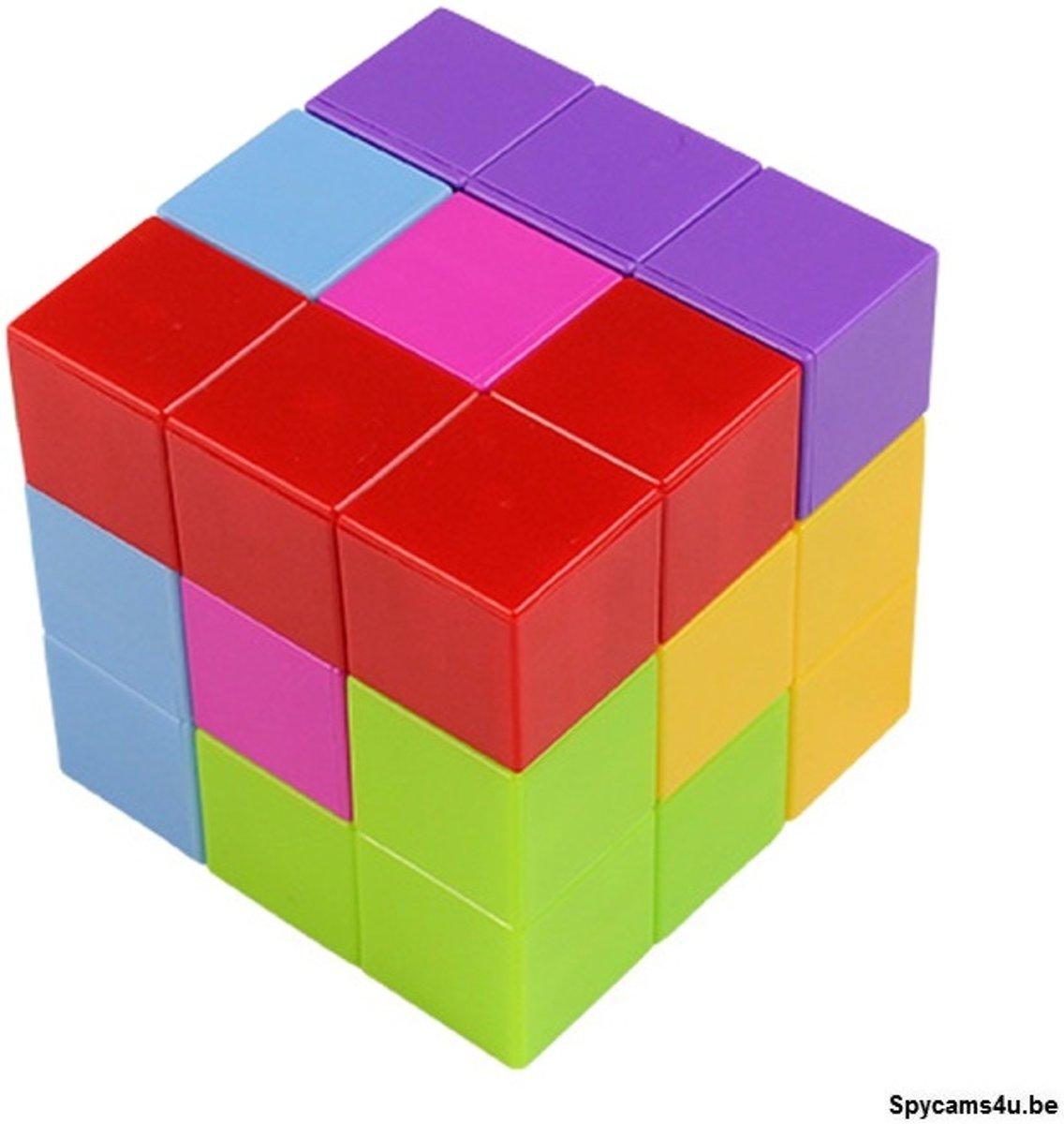 Magnetische kubus - Fidget kubus magnetisch - Puzzel kubus speelgoed - Magische kubus - Fidget magische kubus