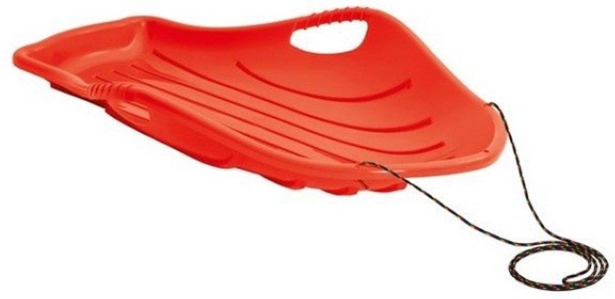 Schelp XL 94 cm - Slee - Rood