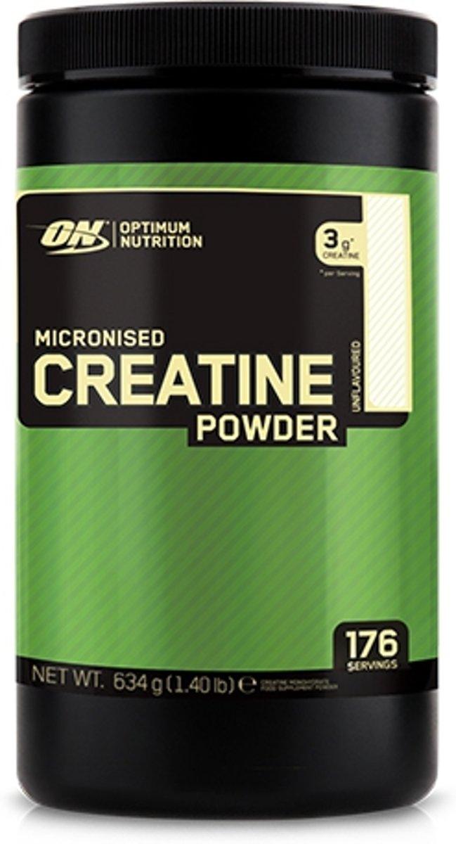 Optimum Nutrition Creatine (Micronized) - 600 gram - Neutraal kopen