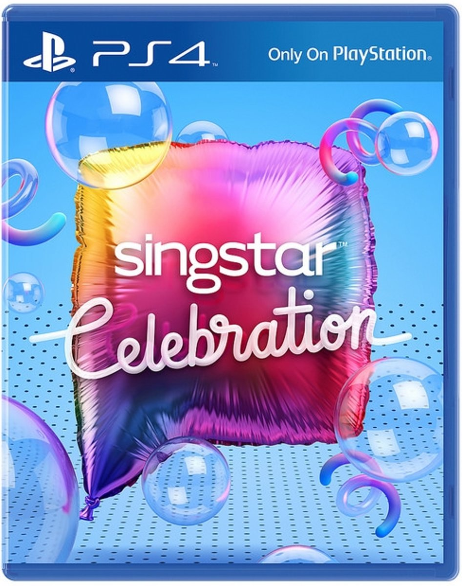 Singstar: Celebration PlayStation 4