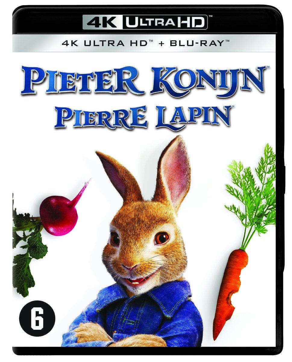 Peter Rabbit (Pieter Konijn) (DVD)-