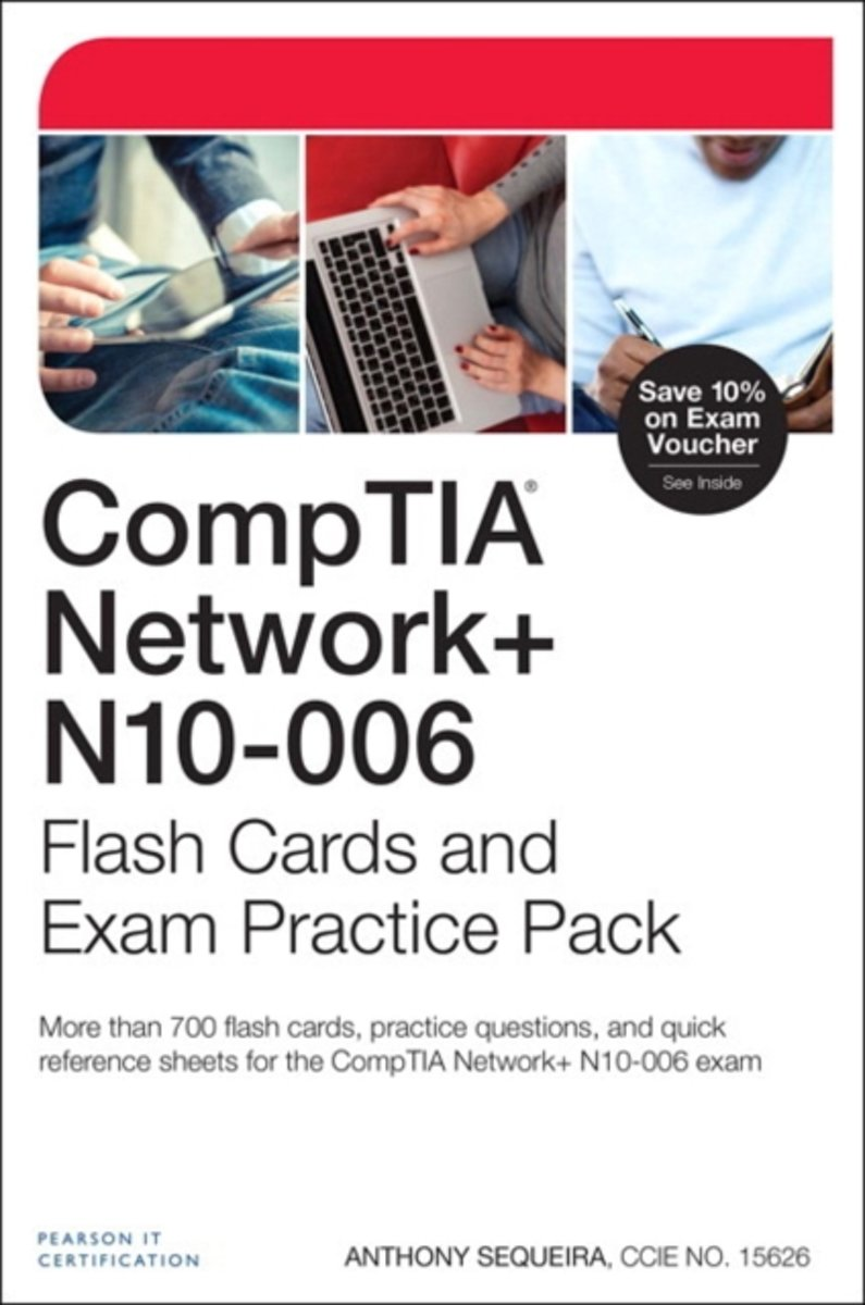 Bol Comptia Network N10 006 Flash Cards And Exam Practice