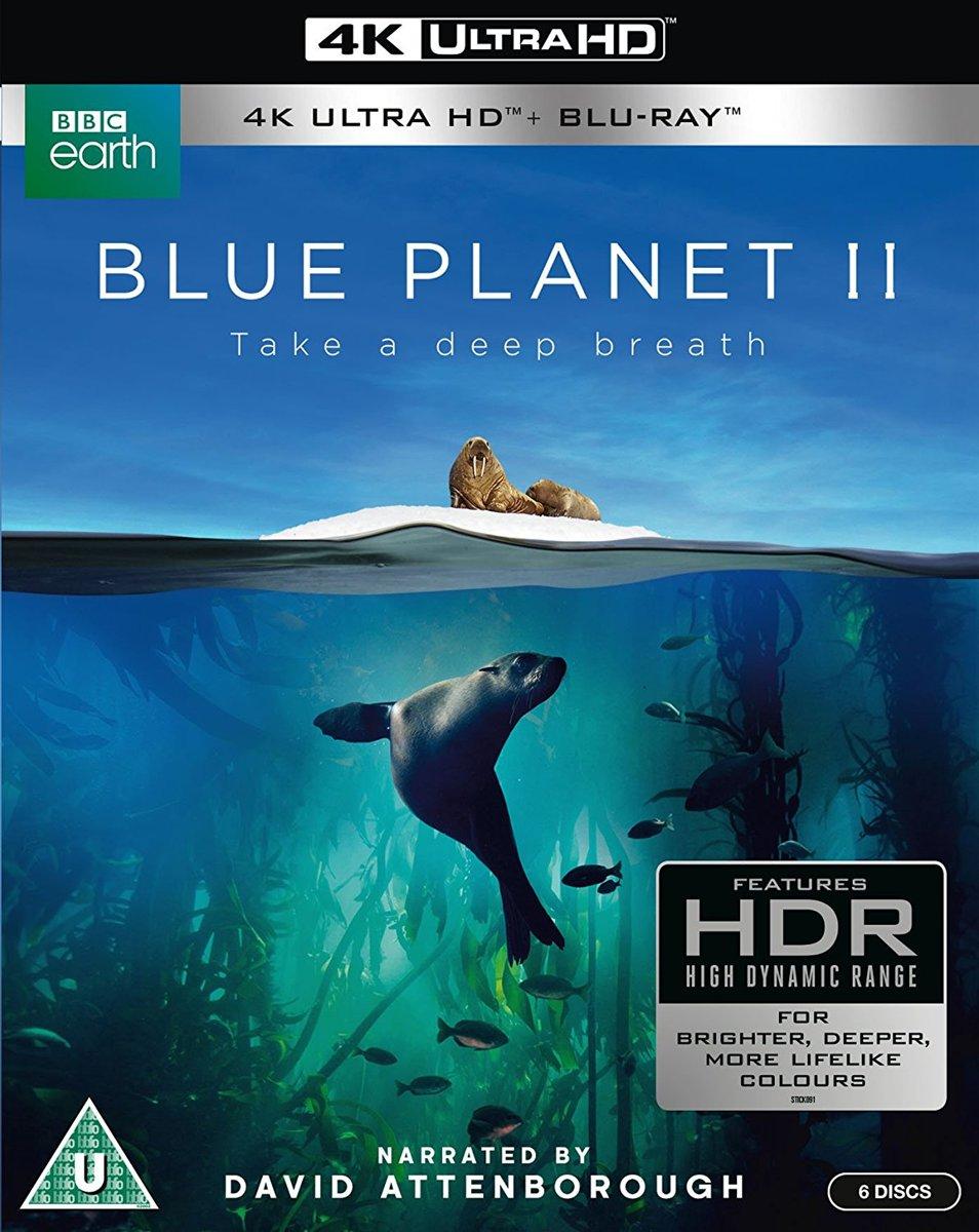 Blue Planet 2 (4K Ultra HD Blu-ray) (Import)-