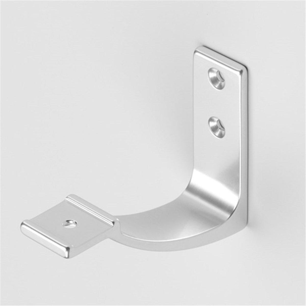 Hermeta leuninghouder - aluminium mat - opschroef - 3545-11 kopen