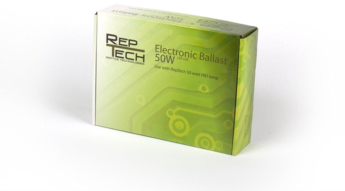 RepTech Ballast unit 50 watt HID