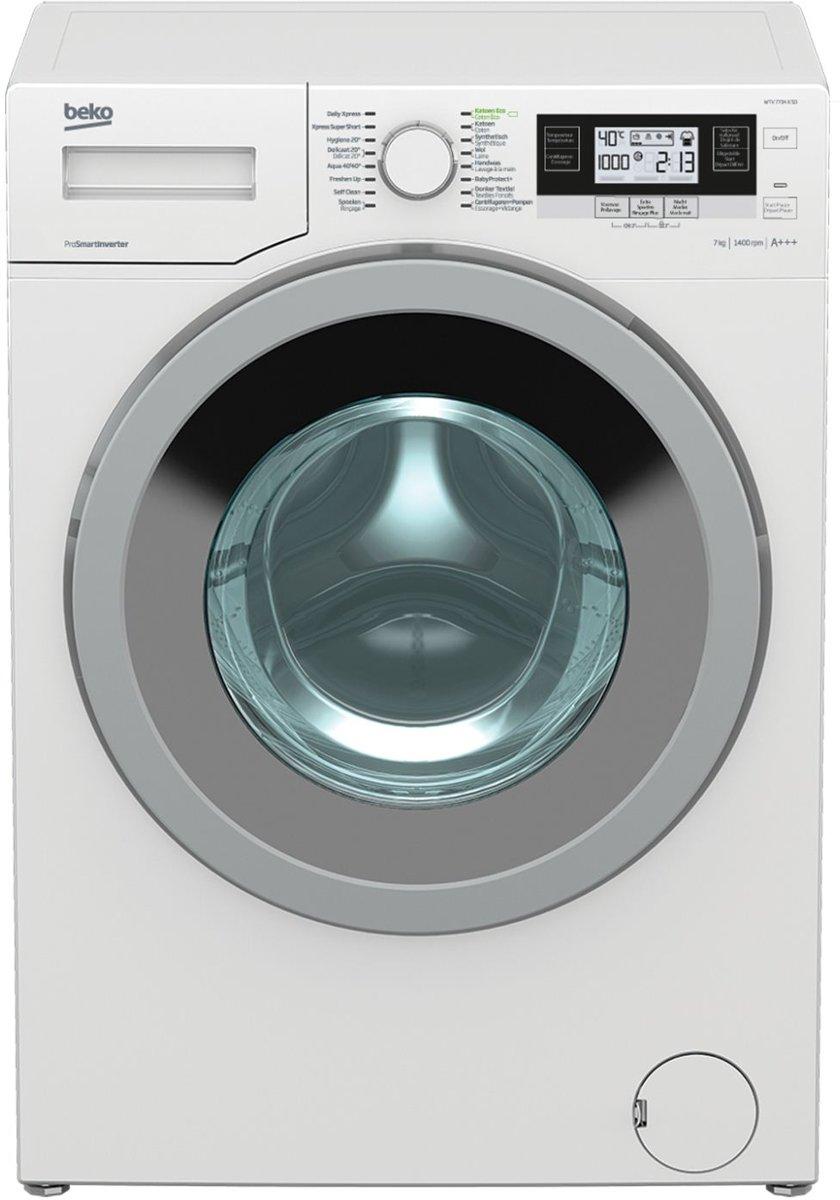 Beko WTV 7734 XS0 - Wasmachine