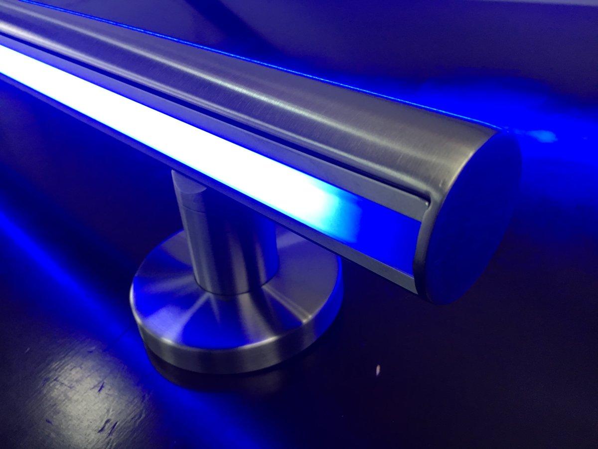 bolcom trapleuning met ledverlichting 1 meter