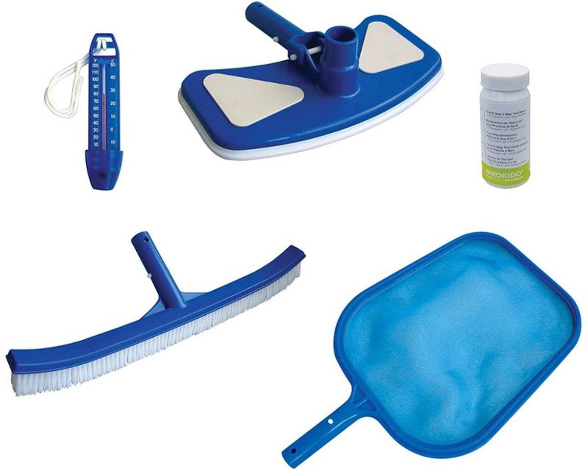 Poolstyle 5 in 1 onderhoudskit voor zwembad