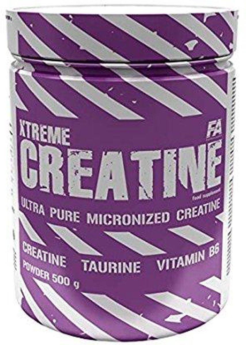 Xtreme Creatine 500 Grams Pure kopen