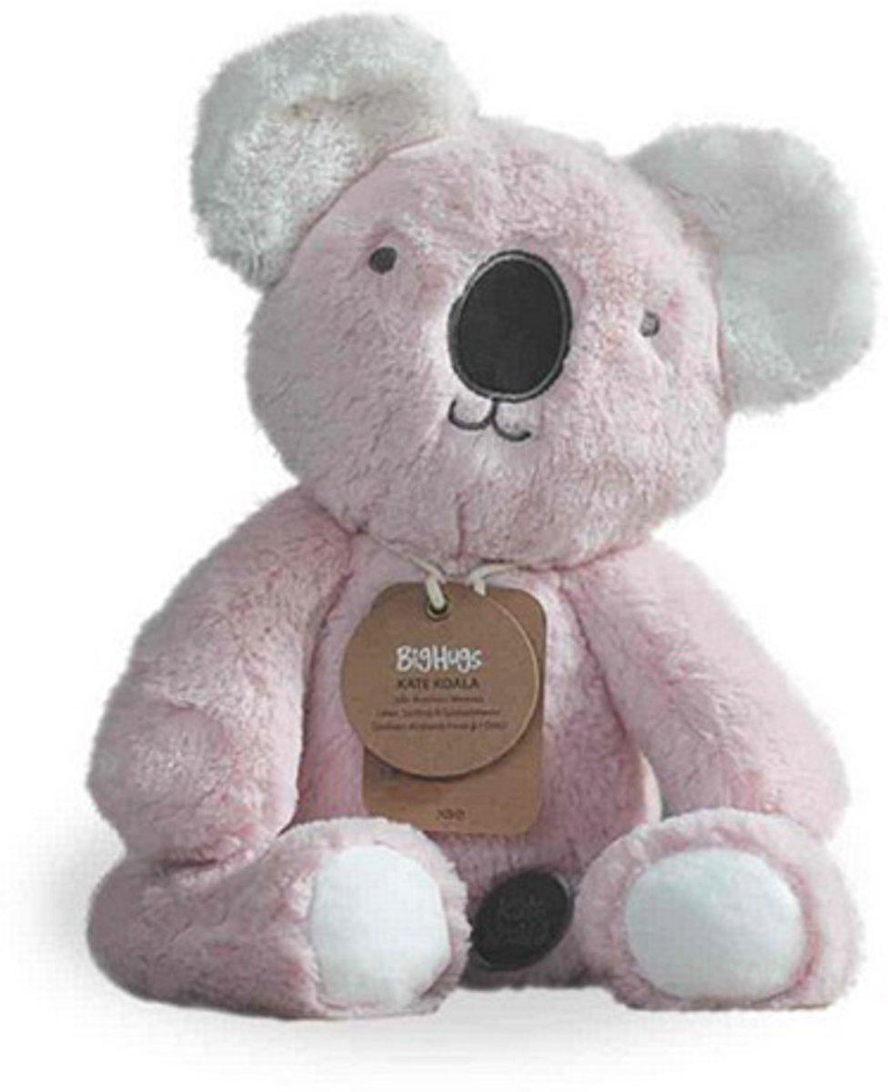 Bighugs koala knuffel Kate roze