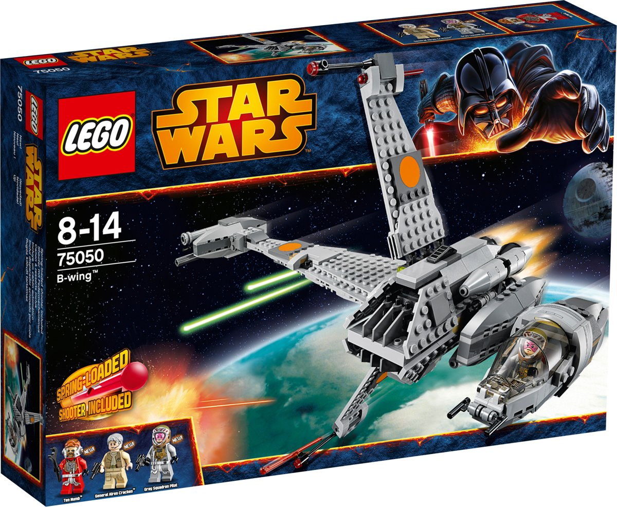 LEGO Star Wars B-Wing - 75050