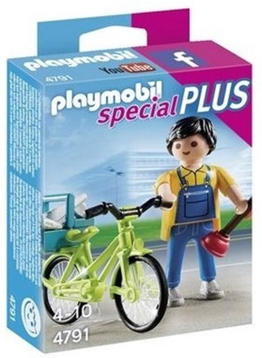 Playmobil Specials: Klusjesman (4791)
