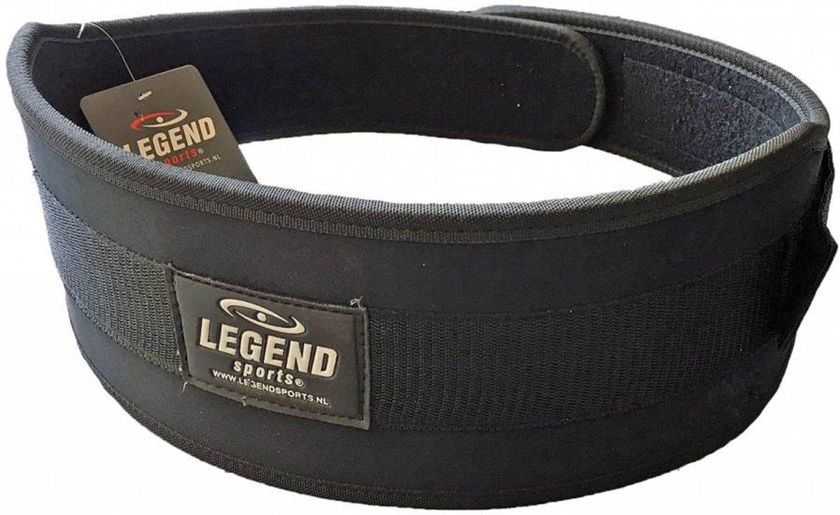 Legend Fitness riem polyester L kopen