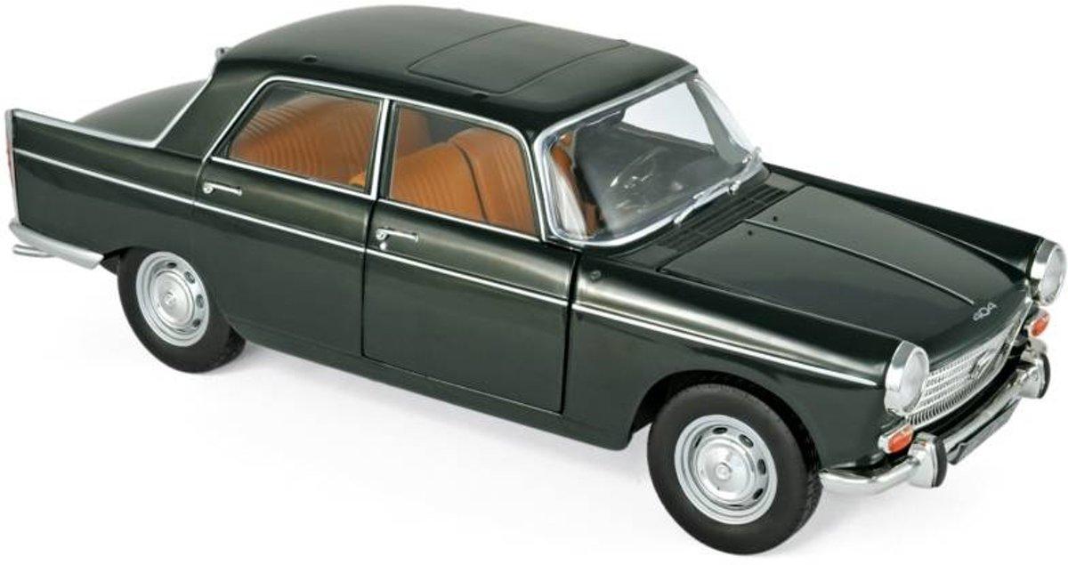 Peugeot 404 1965 - 1:18 - Norev