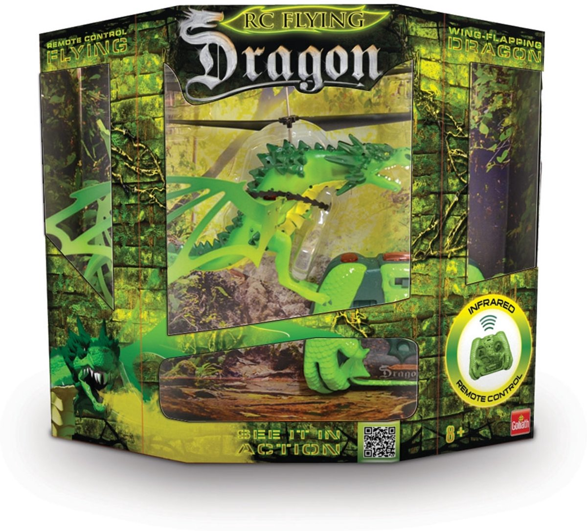 Flying Dragon EARTH RC