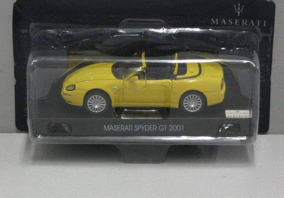 Maserati Spyder GT 2001 - 1:43 -  Atlas
