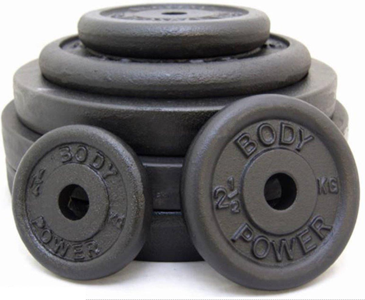 Focus Fitness Halterschijf - 1 x 10 kg - Ø 30 mm kopen