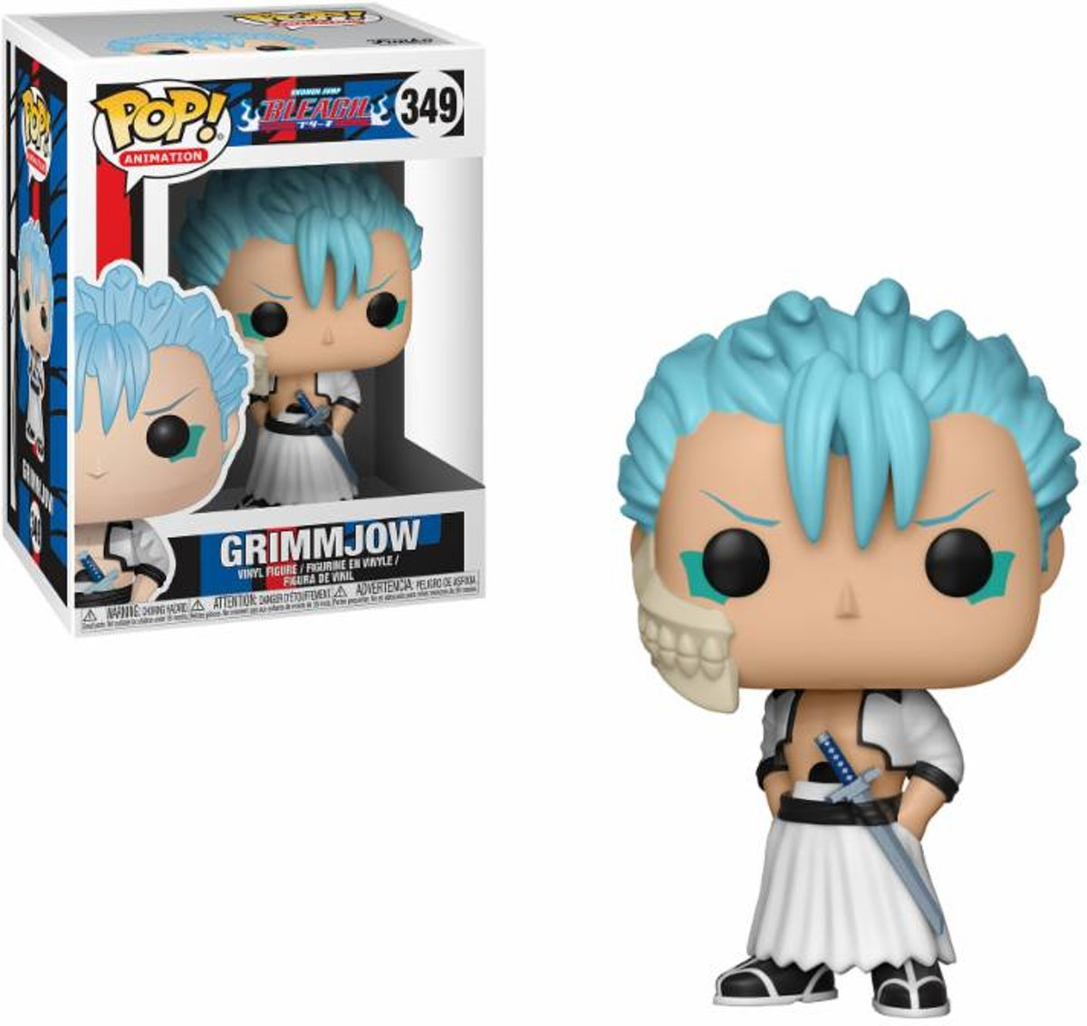 Grimmjow #349  - Bleach -  - Funko POP!