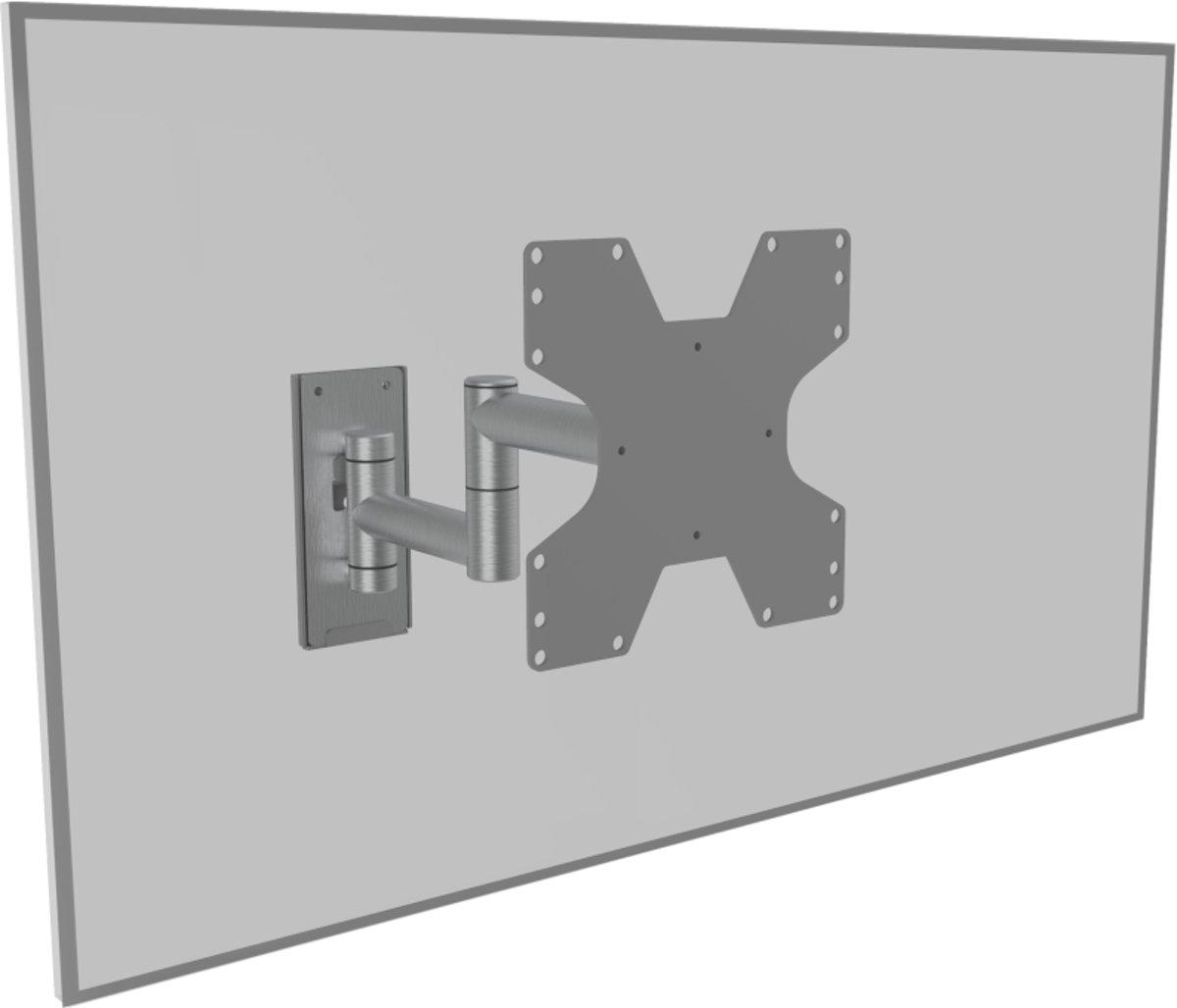 Cavus WMV2001 TV Muurbeugel - Premium Full motion ophangbeugel voor 23 - 42 Inch  max 30kg - Universele VESA muursteun Aluminium kopen