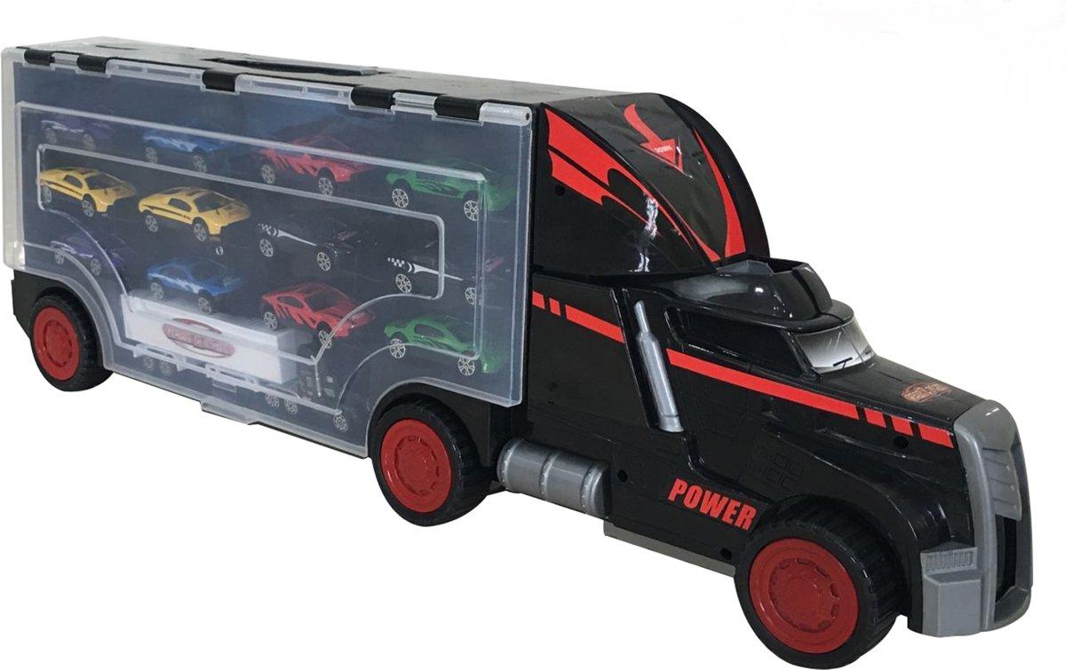 Gear2Play Super Truck met Auto's