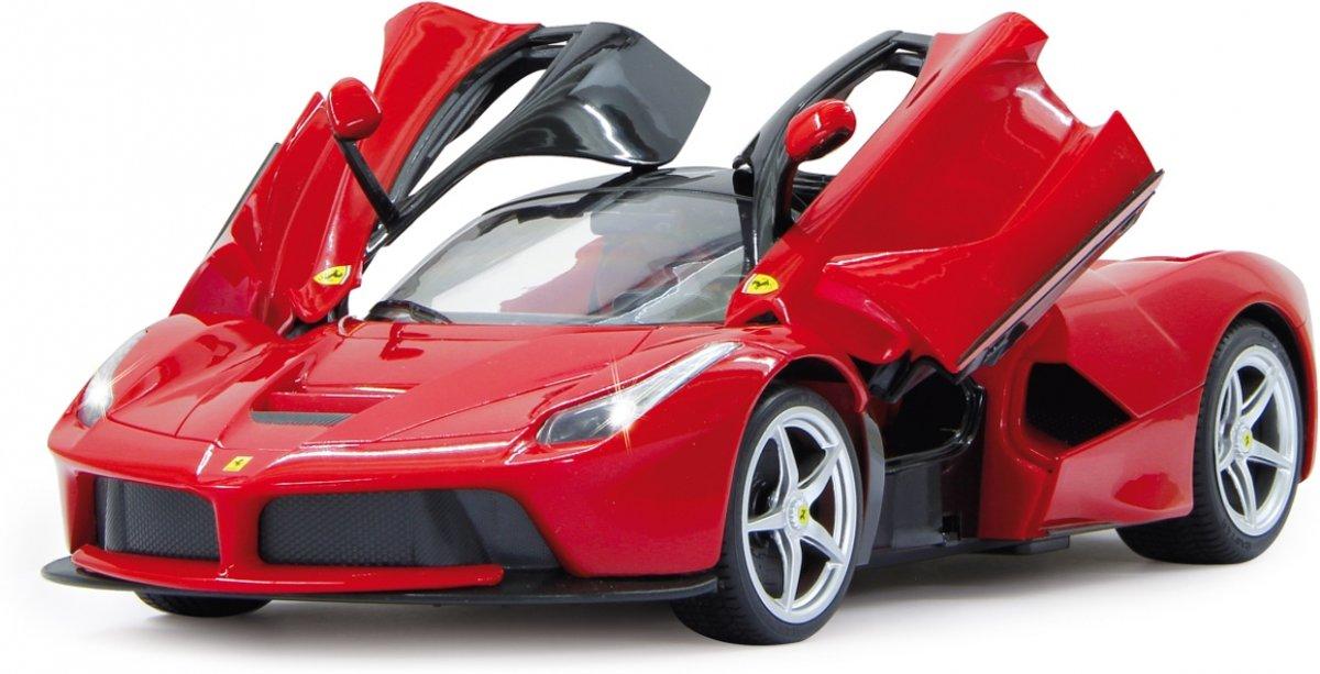 1:14 Schaal radiografisch bestuurbare Ferrari Laferrari rood