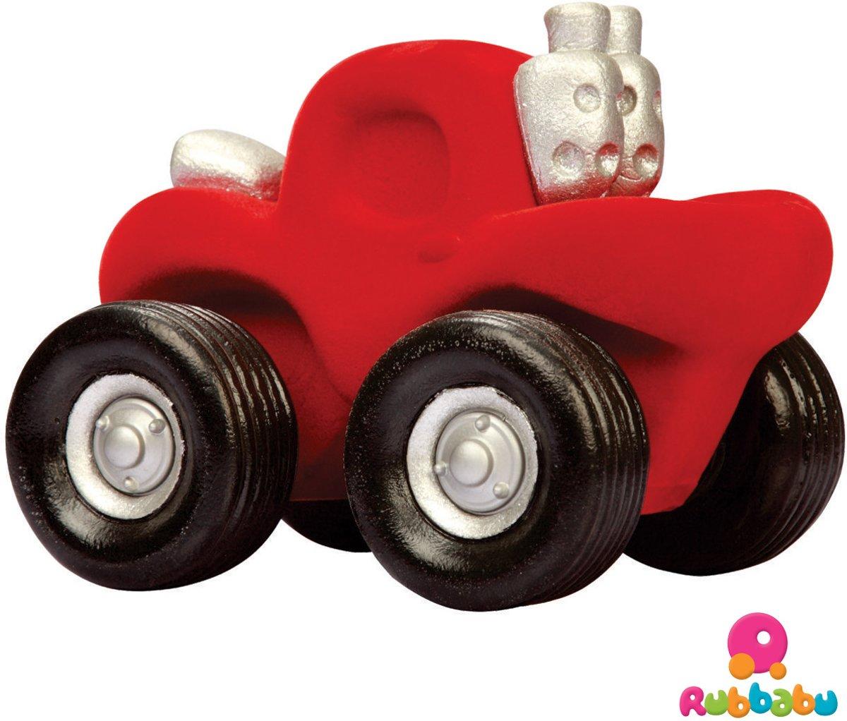 Rubbabu - Nitro Monster vrachtwagen (rood)